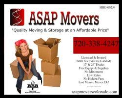 Asap Movers Logo