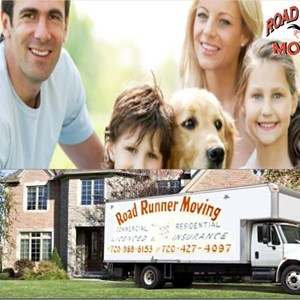 Road Runner Moving & Storage LLC Logo