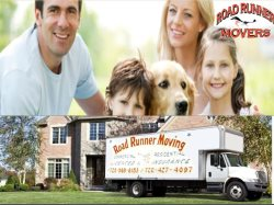 Road Runner Moving & Storage LLC Logo