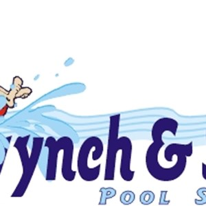 Lynch & Sons Pool Service Logo