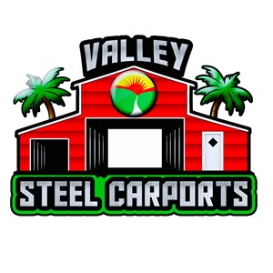 Valley Steel Carports Logo