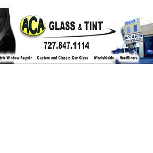 Aca Glass Inc Logo