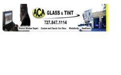 Aca Glass Inc Logo