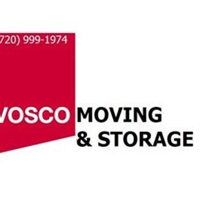 Vosco Moving Denver Logo