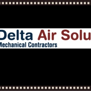 Delta  Air solutions Logo