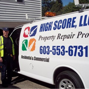 High Score LLC Logo