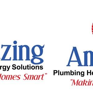 Amazing Plumbing Heating & Energy Solutions Logo