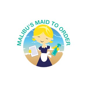 Malibus Maid To Order Logo