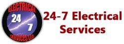 24/7 Electrical Services, LLC Logo