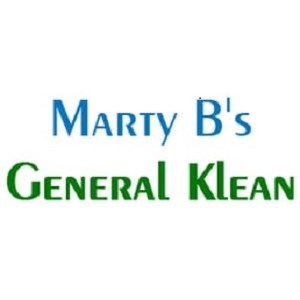 Martybs General Klean-carpet Cleaning/janitor Cincinnati Logo