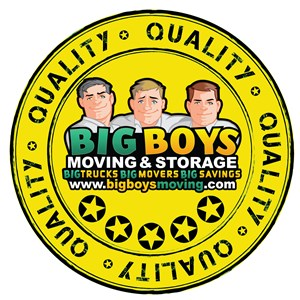 A Big Boys Moving & Storage Company Logo