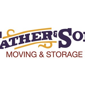 Father and Son Moving & Storage Logo