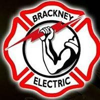 Brackney Electric Logo