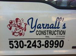 Yarnalls Construction Logo