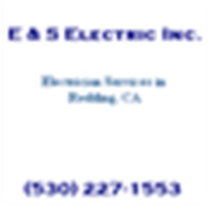E & S Electric Inc Logo