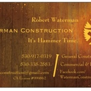 Waterman Construction Logo