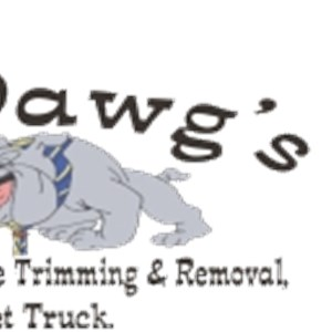 Big Dawgs Tree Service & Stump Grinding Logo