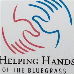 Helping Hands of The Bluegrass Logo