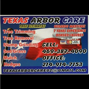 Texas Arbor Care Logo