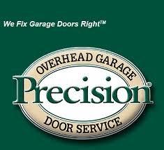 Precision Door Service Logo