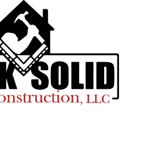 Rock Solid Construction, LLC Logo