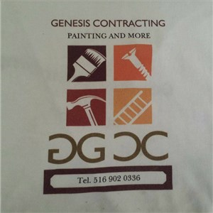 Genesis Contracting Of GA Logo