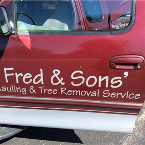 Fred & Sons Hauling & Tree Removal Services Cover Photo