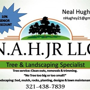 Hughey, Neal Cover Photo