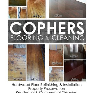Cophers Flooring & Cleaning, LLC Cover Photo