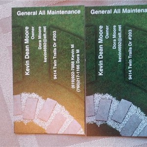 General All Maintenance Logo