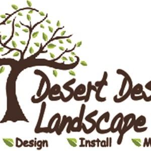 Desert Designs Landscape Logo