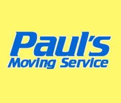 Pauls Moving Service Logo