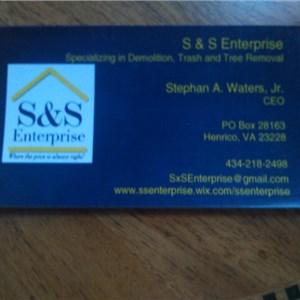 S&S Enterprise Logo