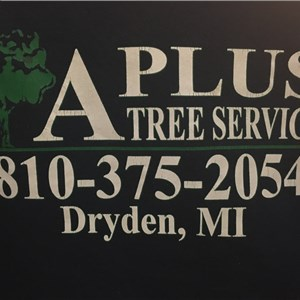 A Plus Tree Service Inc Logo