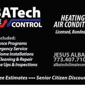 Alba Heating & Air Conditioning Logo