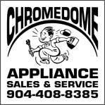 Chromedome Appliance Logo