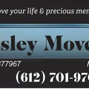 Bosley Movers, LLC Cover Photo