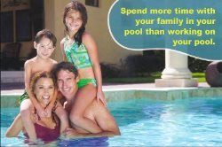 No Worries Pool Service And More LLC Logo