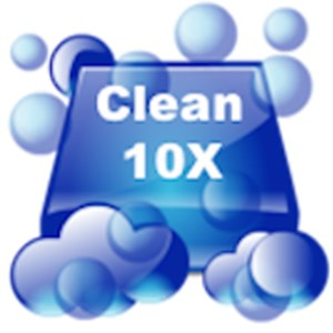 Clean10x LLC Logo