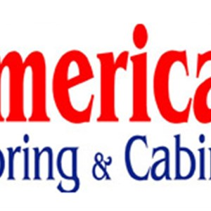 American Flooring, Granite and Cabinets Logo