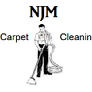Njm Carpet Cleaning Logo