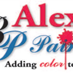 Alex B. Painting & Wall Covering, Inc. Logo