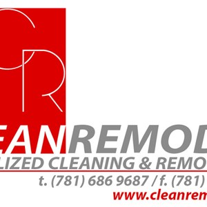Clean Remodel LLC Logo