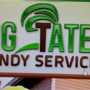 Big Tates Handy Service Cover Photo