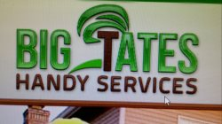 Big Tates Handy Service Logo