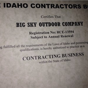 Big Sky Inc Logo