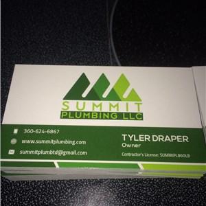 Summit Plumbing LLC Logo