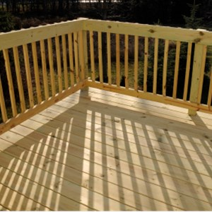 Weber Deck & Fence Cover Photo