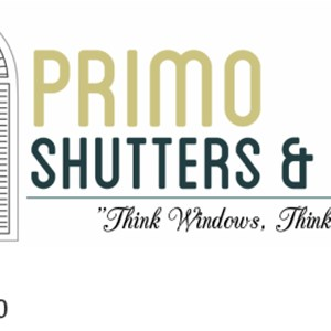 Primo Shutters & Blinds Logo