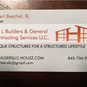 R&L Builders & General Contravting Services LLC Logo